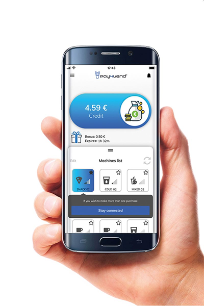 Bezahl-App Pay4Vend